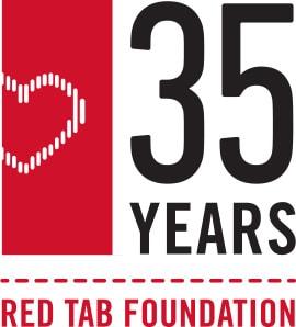 Red Tab Logo