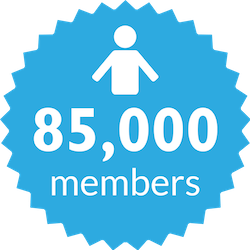 85,000 Savers Icon