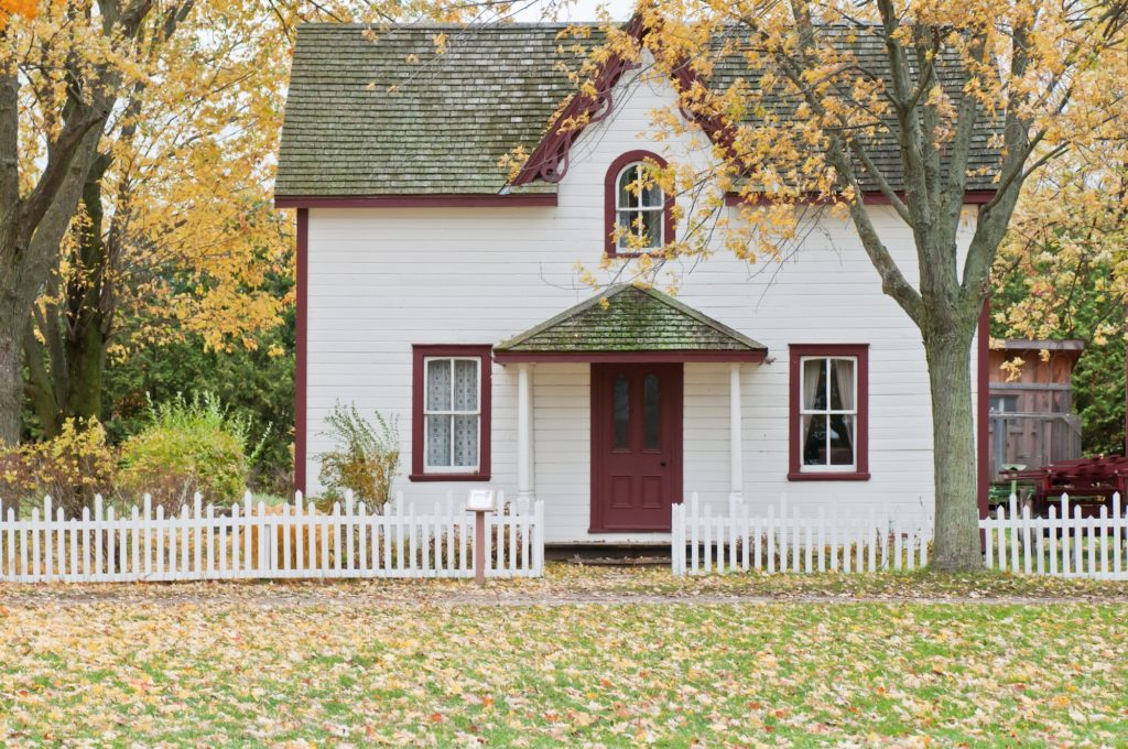 Buying a House small