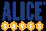 ALICE Saves
